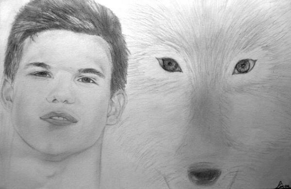 Taylor Lautner par Linou